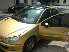 Peugeot 206 2.0 Xt Hdi Premium El Mas Completo De Todos