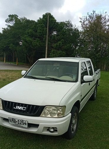 Camioneta Doble Cabina Jmc