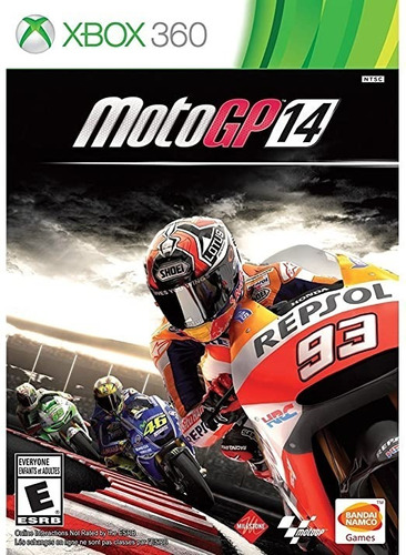 Motogp 14 Xbox 360 Digital Original