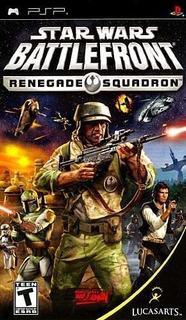 Juegos,star Wars Battlefront Escuadrón Renegado - Sony P..