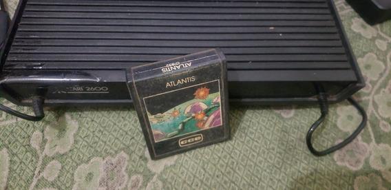 Atlantis Para O Atari Funcionando 100% R8