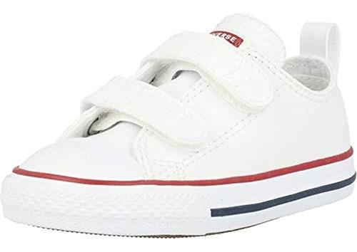 Converse Chuck Taylor All Star Zapatillas De Piel De 2 V Par