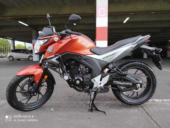 Honda Cb 160 Dlx Modelo 2020