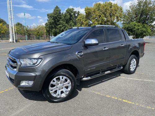 Ford Ranger Limited 2018