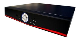 Dvr Standalone 16 Canais H264 Realtime 480fps Acesso Celular