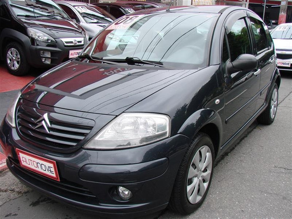 Citroen C3 1.4 I Exclusive 8v Flex 4p Manual 2007/2008