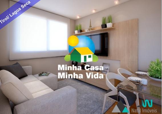 Torres Das Dunas - Venda De Apartamento Em Lagoa Seca, Divisa Comtirol, Pelo Programa Minha Casa Minha Vida - Ap00195 - 34005910