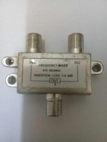 Mezclador De Señal Uhf/vhf X 10 Unidades