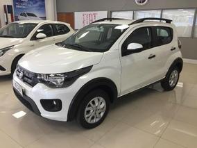 Fiat Mobi Reserva Con Dni Anti/$60000 Y Cuotas 011 33191160