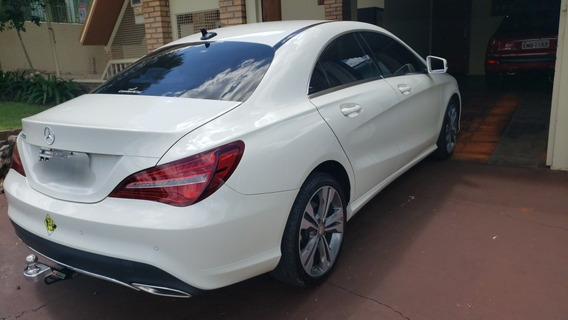 Mercedes-benz Classe Cla 1.6 Urban Turbo Flex 4p 2017