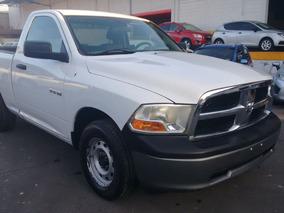 Dodge Ram 1500 2011 3.7 Pickup St 6vel 4x2 Mt Excelente A/a