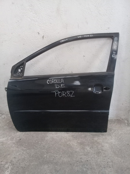 Porta Dianteira Corolla 09 10 11 12 13 14 Esquerda Original