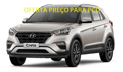 Hyundai Creta 2020 Pcd - Blindado Nível Iii A -r$ 107.900