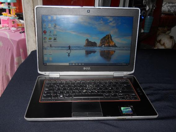 Laptop Dell Latitude E6420 Core I5 500gb Cambio Por Cel
