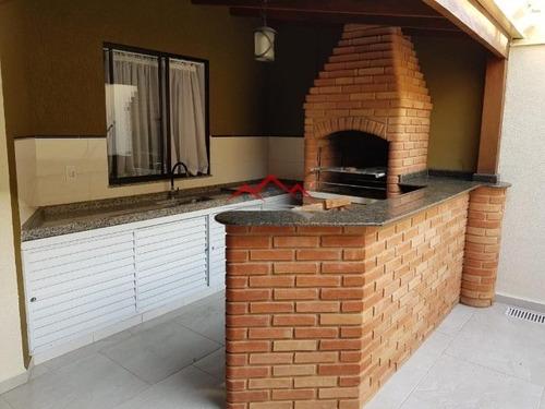 Imagem 1 de 20 de Casa A Venda Condomínio Villagio Di Siena- Jardim Das Carpas, Jundiaí - Sp - Ca00344 - 69194626