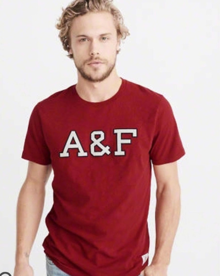 Abercrombie Remeras Hombres