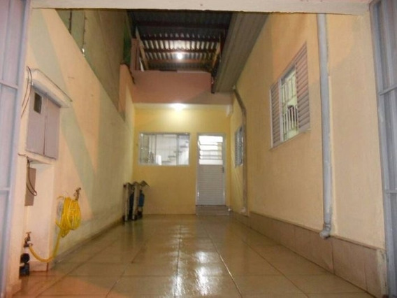 Casa Térrea Para Venda No Bairro Vila Alzira - 8043gti