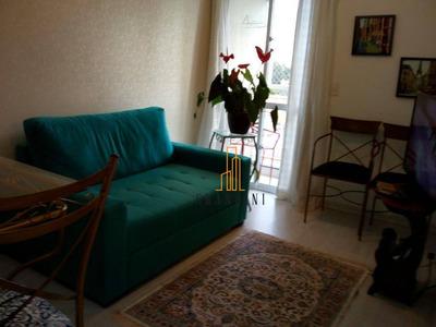 Apartamento Com 2 Dormitórios À Venda, 50 M² Por R$ 286.000 - Vila Baeta Neves - São Bernardo Do Campo/sp - Ap1167