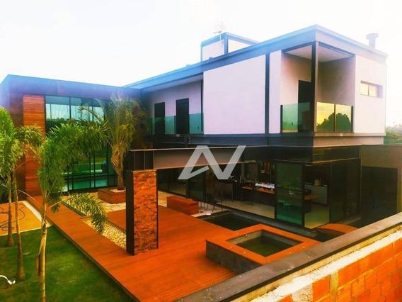 Casa Em Condomínio Tamboré - Jaguariúna - Ca0360
