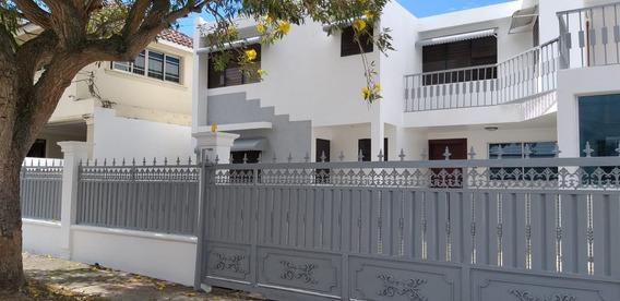 Coalición Renta Casa En La Zurza En 800 Dolares
