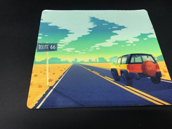 5 Mouse Pad Estampado Carros Pc Notebook