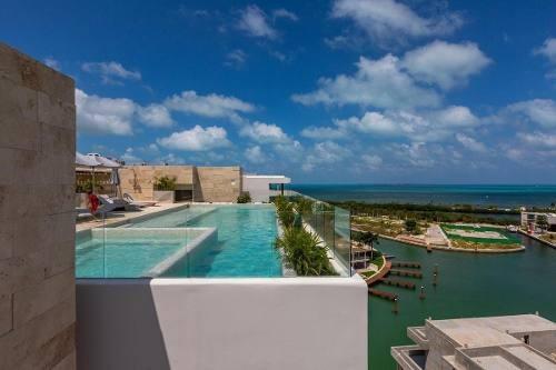 Riva, Desarrollo De Lujo En Venta Puerto Cancun, Penthouse. Quintana Roo