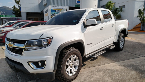 Chevrolet Colorado 3.6 Lt 4x4 At 2018