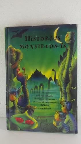 Imagen 1 de 10 de Historias Monstruosas Libro Cuentos Y Rimas De Terror Infant