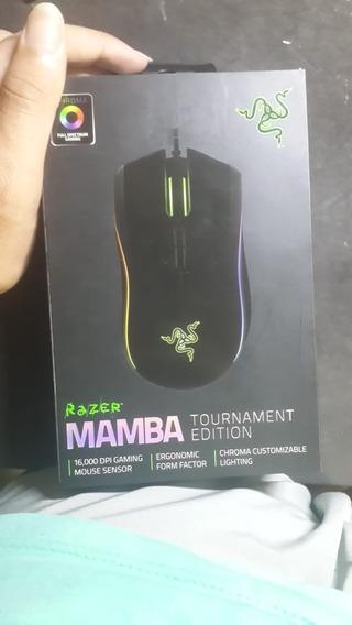 Mouse Mamba Razer Melhor Preço E Com Garantiaaa!
