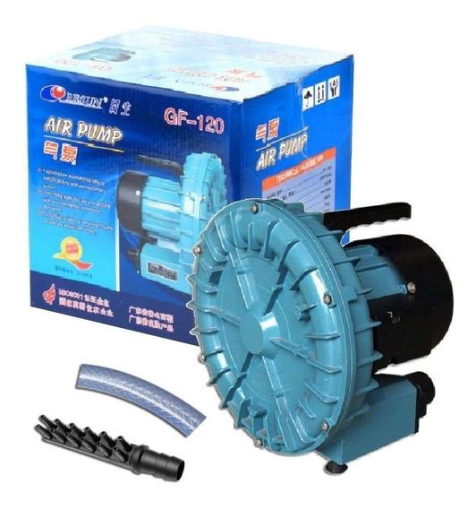Soprador De Ar P Baterias Resun Gf-120 Turbina 120w 190l/min