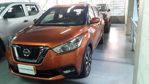 Nissan Kicks Exclisuve Aut 2018