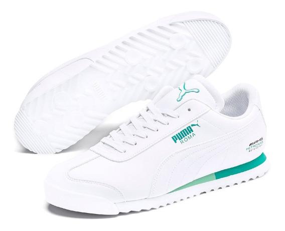 Tenis Puma M Roma 339872 02 Bco