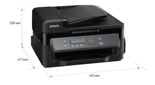 Multifuncional De Tinta Continua Epson Workforce M205