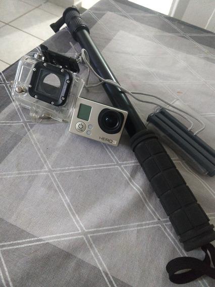 Câmera Gopro Hero3 Silver Marca:gopro