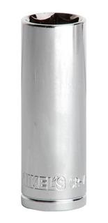 Dado Largo 19mm 6 Puntos Cuadro 1/2 Mikels Herramienta