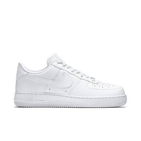 Tênis Masculino Nike Air Force 1 Low Couro Frete Grátis