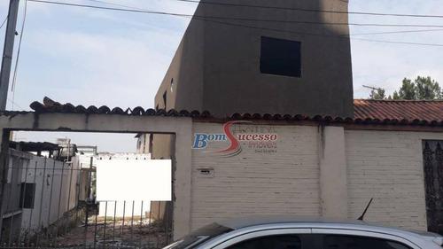 Imagem 1 de 3 de Terreno À Venda, 372 M² Por R$ 740.000,00 - Vila Santa Clara - São Paulo/sp - Te0347