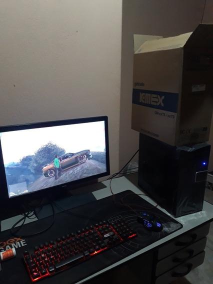 Pc Gamer Intel Core I3-2100 8gb Hd 1tb Gt 1030 2gb Gddr5