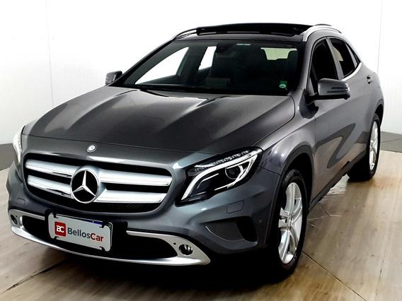 Mercedes Gla 250 Sport 2.0 Tb 16v 4x2 211cv Aut. - Cinz...