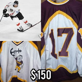 Jersey Hockey Canadiense Xl