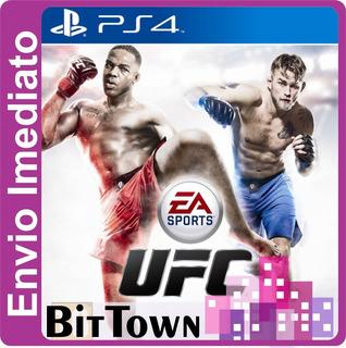 Ea Sports Ufc | Ptbr | Original 1 | Bittown