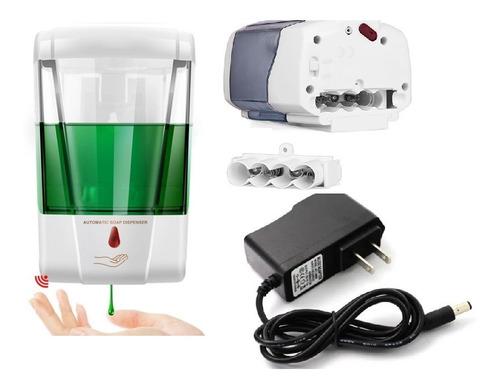 Dispensador Gel Y Jabón Liquido   Automatico 700 Ml