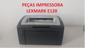 Impressora Laser Lexmark E120 / E 120- Peças Diversas
