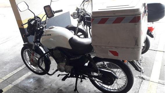 Honda Cg 125 Cargo,pneus E Relação Novos E Documentos Pagos
