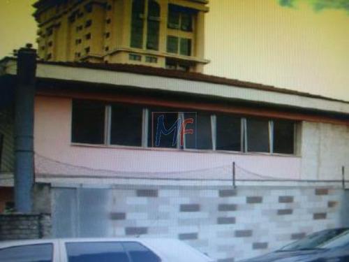 Imagem 1 de 2 de Ref 533 - Excelente Sobrado Comercial Para Venda  Bairro Penha, Área Construída: 443 M, Área Total Terreno: 630 M Zon. Zm - Testada 20m - 533