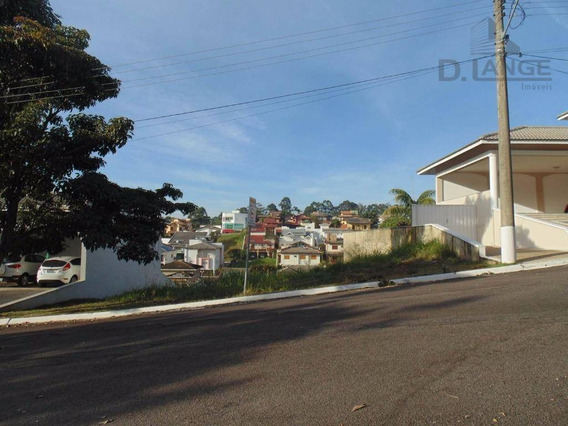 Terreno À Venda, 450 M² Por R$ 350.000,00 - Condomínio Villagio Capriccio - Louveira/sp - Te2919