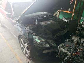 Mercedes Benz Clase E350 Partes, Refacciones, Desarme, Yonke