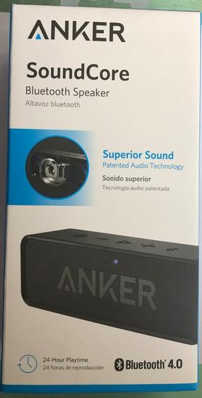 Caixa De Som Bluetooth Anker Soundcore