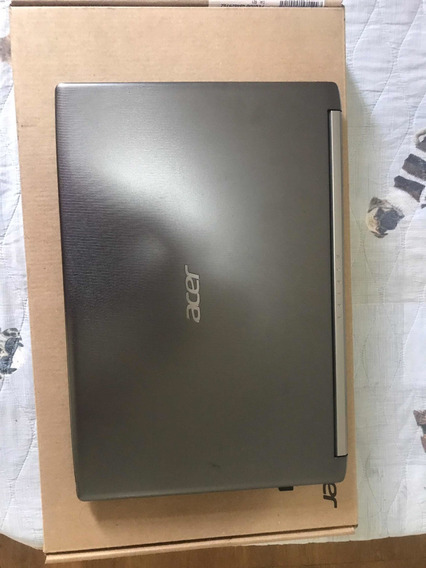 Notebook Acer Aspire A5 15 - 51 - 51ux