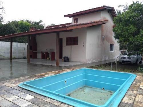 Casa No Bairro São João, Em Itanhaém,ref. C2806 L C